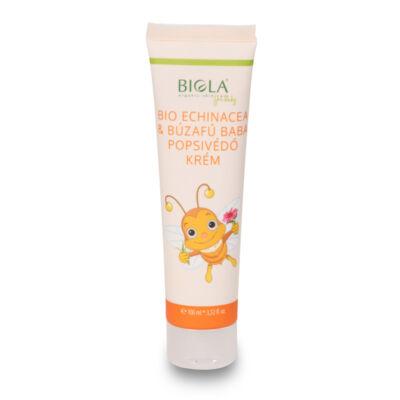 BIOLA Bio Echinacea-búzafű baba popsivédő krém 100 ml