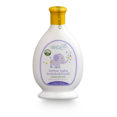 BIOLA Herbal baba krémhabfürdő 250 ml