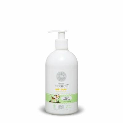 Little Siberica Baba kézmosó szappan mindennapos használatra 500 ml
