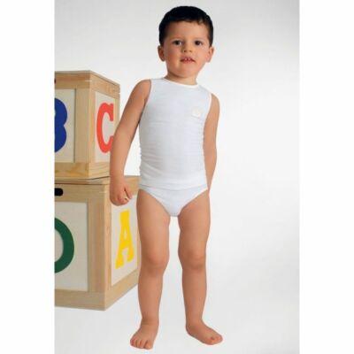 RELAXSAN Gyermek Trikó tejszállal 6-36 hónapos korig - Fehér, 1 db