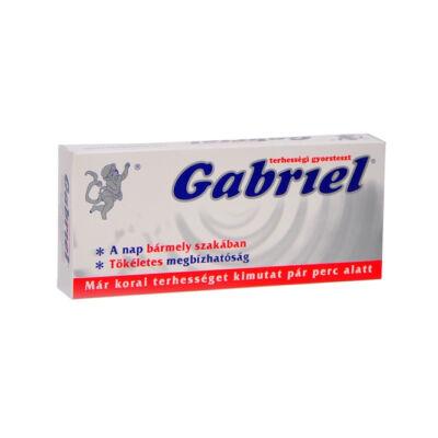 Gabriel Terhességi gyorsteszt
