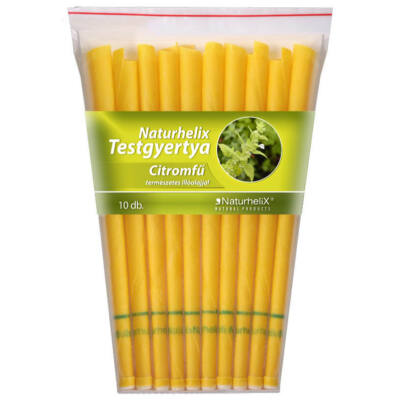 NATURHELIX testgyertya citromfű 10 db