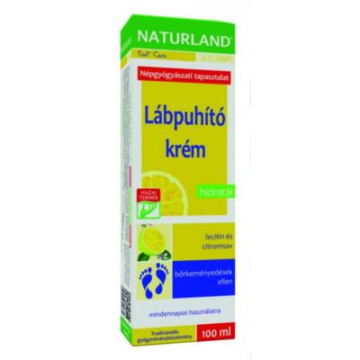 NATURLAND Lábpuhító krém 100 ml