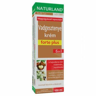 NATURLAND Vadgesztenye krém Forte Plus 100 ml