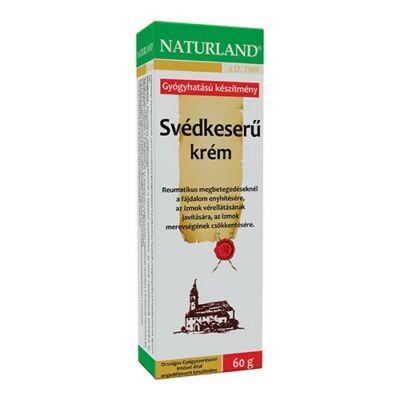 NATURLAND Svédkeserű krém 60 g