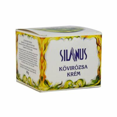 SILANUS Kövirózsa krém májfolt, pigmentfolt és szeplő ellen 60 g