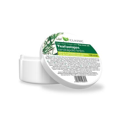 UW Classic Teafaolajos Sarokápoló Krém 100 ml