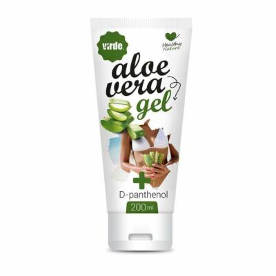VIRDE Relaxfit Aloe Vera D-Panthenol Gél 200 ml