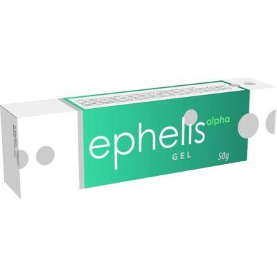 EPHELIS Alpha gél szeplő és májfolt ellen 50 g