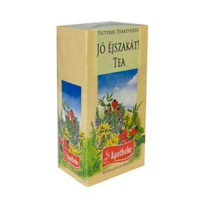 APOTHEKE Jó Éjszakát Tea 20 filter