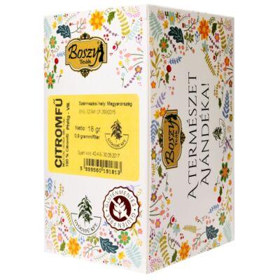 BOSZY Citromfű tea 20 filter