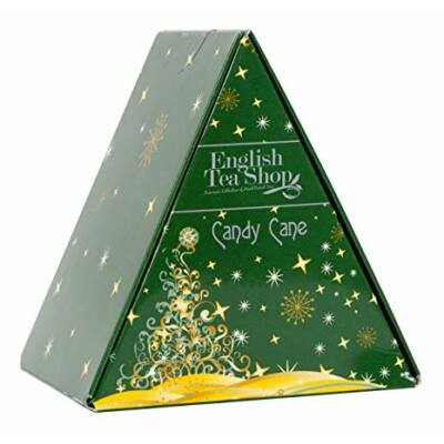 ETS 6 Piramis Candy Cane bio ajándék teabox 6 filter