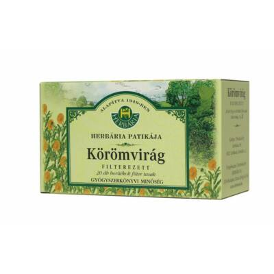 HERBÁRIA Körömvirág tea borítékos 20 filter