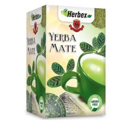 HERBEX Yerba Mate tea 20 filter