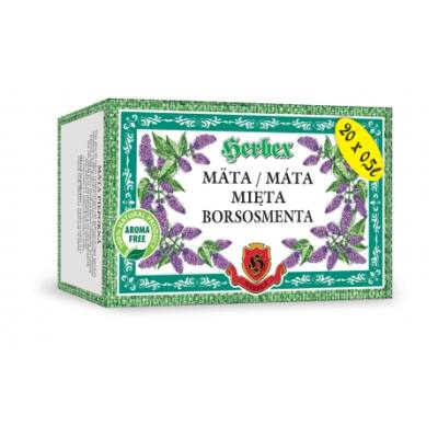 HERBEX Borsosmenta tea 20 filter