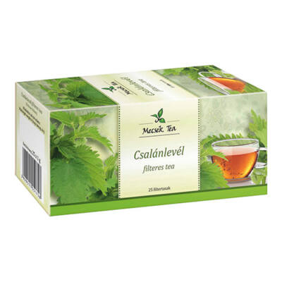 MECSEK Csalánlevél tea 25 filter