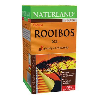 NATURLAND Rooibos tea 20 filter