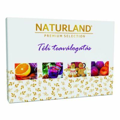 NATURLAND Prémium Téli tea válogatás 30 filter