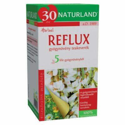 NATURLAND Reflux teakeverék 20 filter