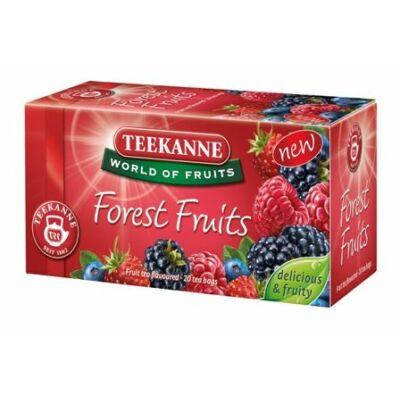 TEEKANNE Erdeigyümölcs tea 20 filter
