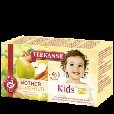 TEEKANNE Kid's Gyerek Tea 20 filter
