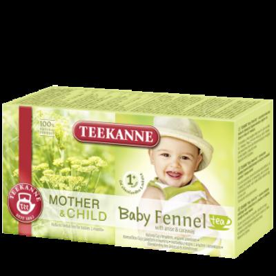 TEEKANNE Baby Fennel tea 20 filter