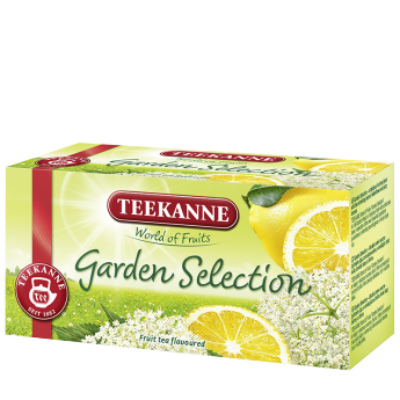 TEEKANNE Garden Selection Tea 20 filter