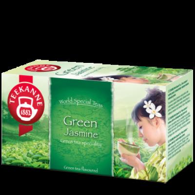TEEKANNE Zöld tea jázminnal 20 filter