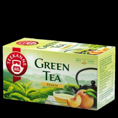 TEEKANNE Zöld tea őszibarackkal 20 filter