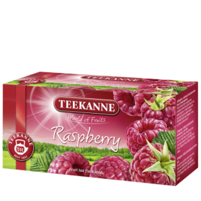 TEEKANNE Málna Tea 20 filter