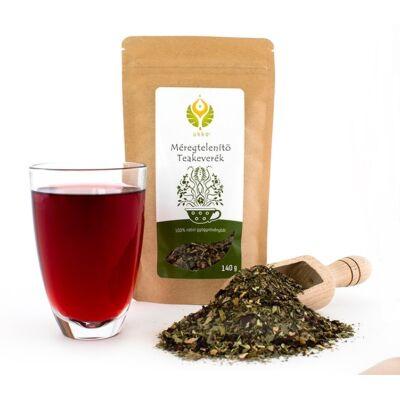 UKKO Méregtelenítő teakeverék 140 g