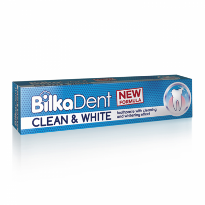 BILKA Dent Expert fogkrém Clean&White 75 ml