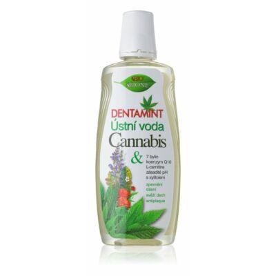 BIONE CANNABIS Dentamint  szájvíz 500 ml
