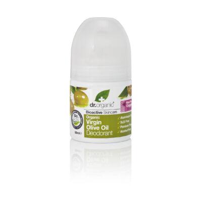 Dr. Organic Golyós dezodor bioaktív szűz olívaolajjal 50 ml