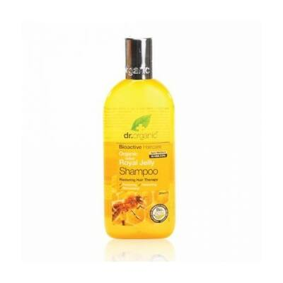 Dr. Organic Sampon Bio méhpempõvel 265 ml