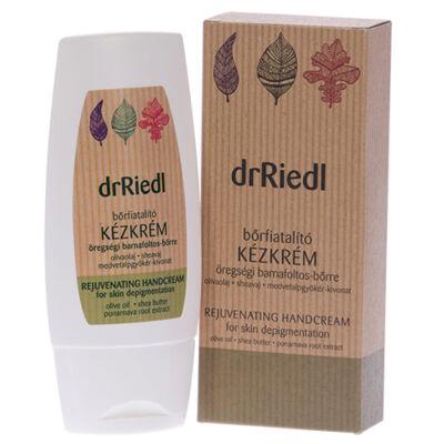 Dr. RIEDL Bőrfiatalító kézkrém öregségi barnafoltos bőrre 100 ml