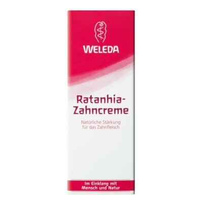 WELEDA Fogkrém ratanhia 75 ml
