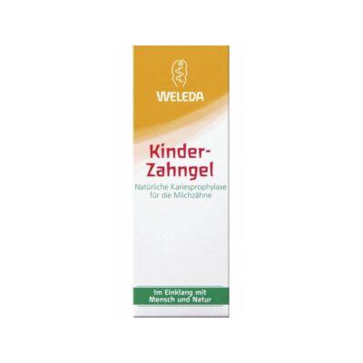WELEDA Zselés gyerek fogkrém (fluoridmentes) 50 ml