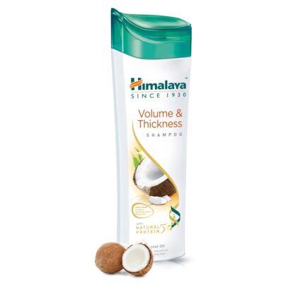 HIMALAYA Herbals Sampon Proteines Volumennövelő Lelapuló Hajra 200 ml