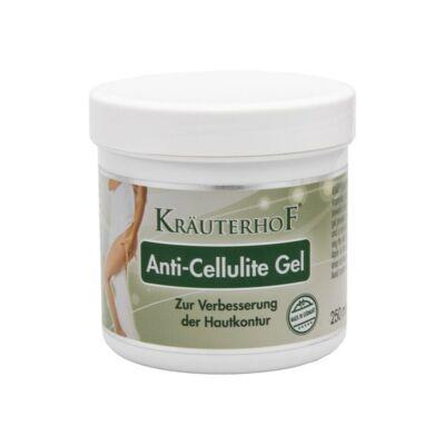 KRAUTERHOF Anti-Cellulit gél 250 ml