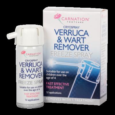 Carnation Footcare Szemölcsfagyasztó spray 50 ml