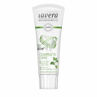 LAVERA Basis Sensitive fogkrém mentával fluoridos 75 ml