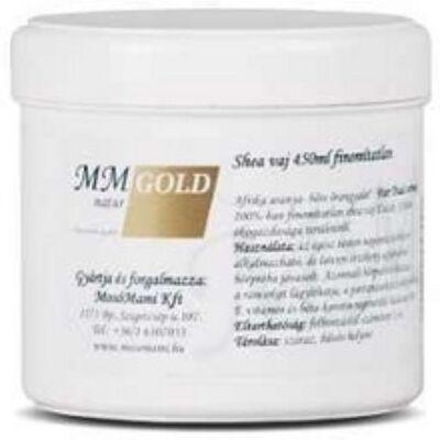 MM Gold Shea vaj finomítatlan 450 ml