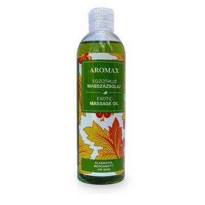 AROMAX Masszázsolaj Egzotikus 250 ml