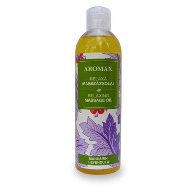 AROMAX Masszázsolaj Relaxa 250 ml