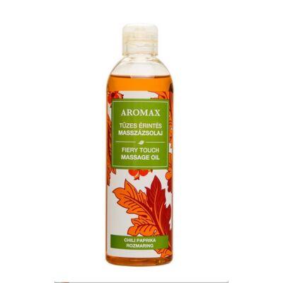 AROMAX Masszázsolaj Tüzes érintés 250 ml