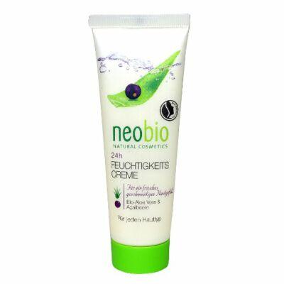 NEOBIO 24 órás hidratáló krém 50 ml