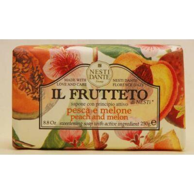 NESTI DANTE Szappan Il Frutteto Barack-Dinnye 250 g