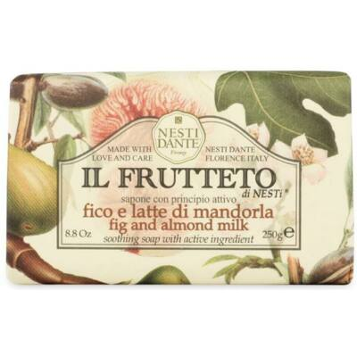 NESTI DANTE Szappan Il Frutteto Füge-Mandulatej 250 g
