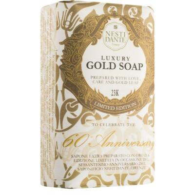 NESTI Dante Natúrszappan Luxury Gold 24k arannyal - 250 g